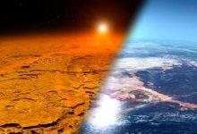 Photo of Mars , Dünya ve Biz