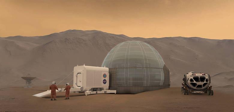 Mars'ın Dünyalaştırılması