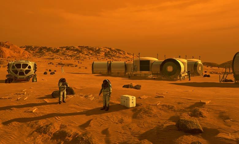 Mars'ta Yaşamın Genetiğimizin Üzerindeki Olası Etkileri