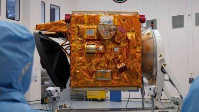 Photo of Mars Hope Probe Uydusu