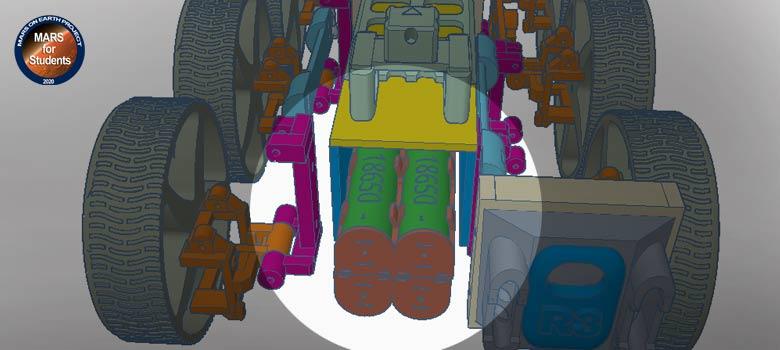 mars-rover-model-18650-pil-bataryasi