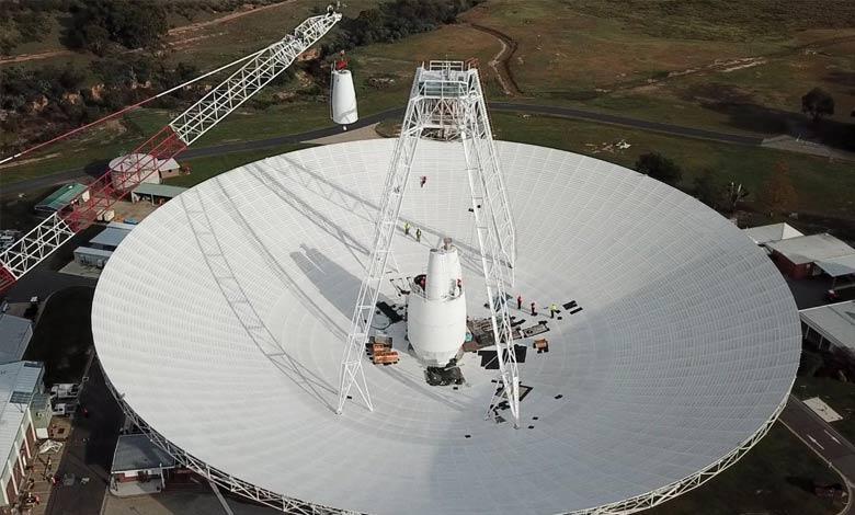 Derin Uzay Ağı – Mars İletişimi