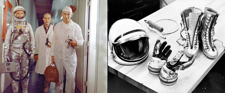 Mercury Uzay Giysisi