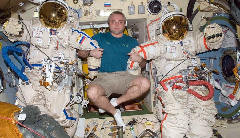 Uzay Giysisi Astronot Elbisesi