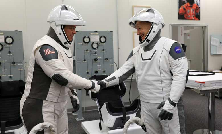SpaceX Uzay Giysisi