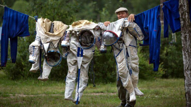 Uzay Giysisi – 4