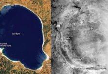 Photo of Mars'taki Jezero Krateri ve Salda Gölü Benzerliği