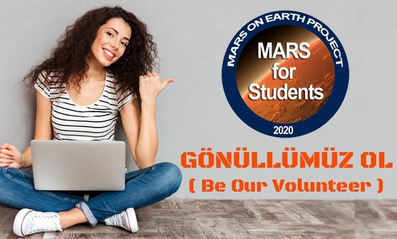 mars gonullu ol