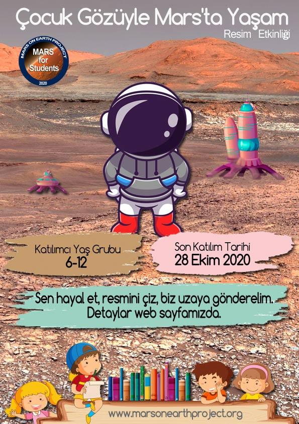 Resim Etkinlik Posteri