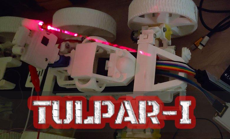 TULPAR-I Serisi model rover