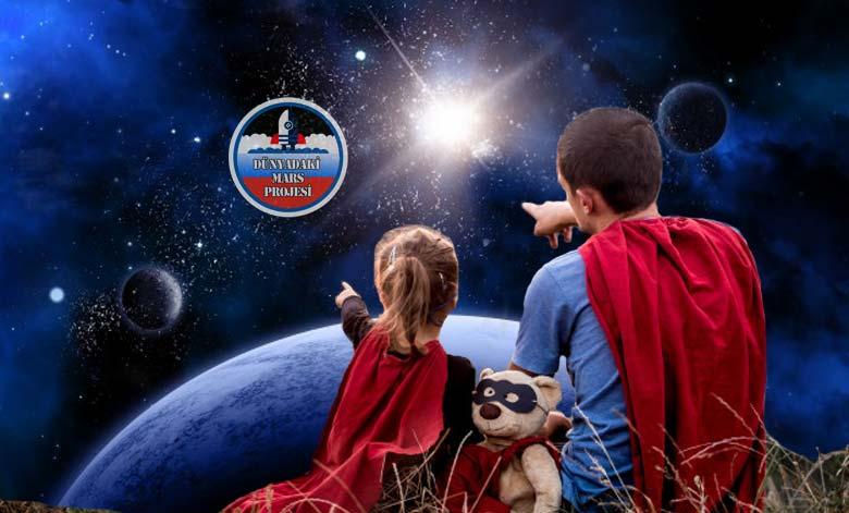 Çocuk Uzay Gücü - Kid's Space Force