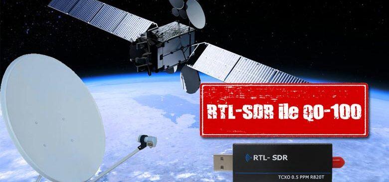 RTL-SDR ile Es'Hail 2/QO-100