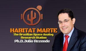 Habitat Marte - Julio Rezende