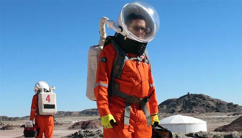 Mars Research Station - Habitat Marte
