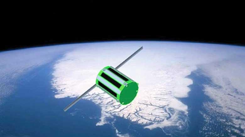 TubeSat Satellite