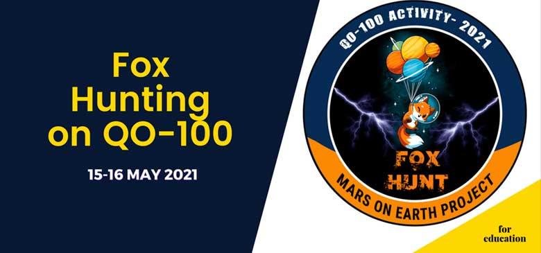 Fox Hunting on QO-100 Satellite