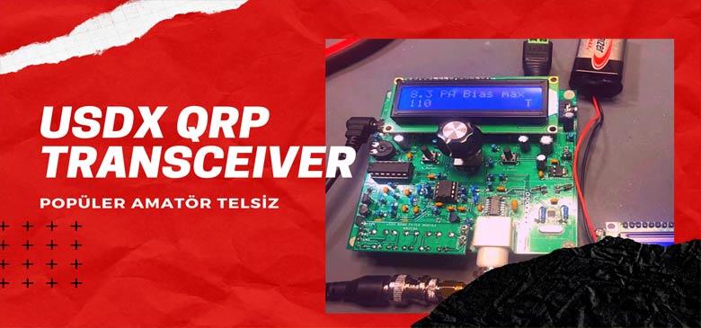 uSDX QRP SDR Telsiz