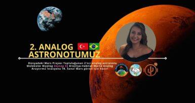2'nci Analog Astronotumuz