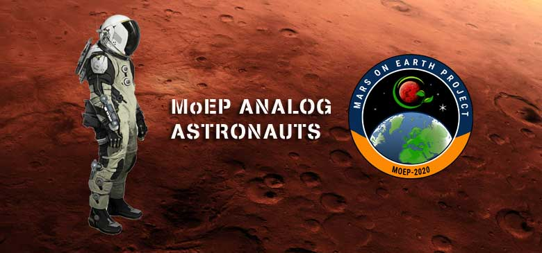 MoEP Analog Astronauts