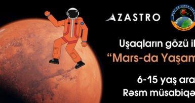 Marsda Həyat Rəsm Müsabiqəsi