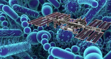 The Diverse Microbiome of the ISS